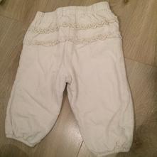 Menčestrove nohavice, benetton,80