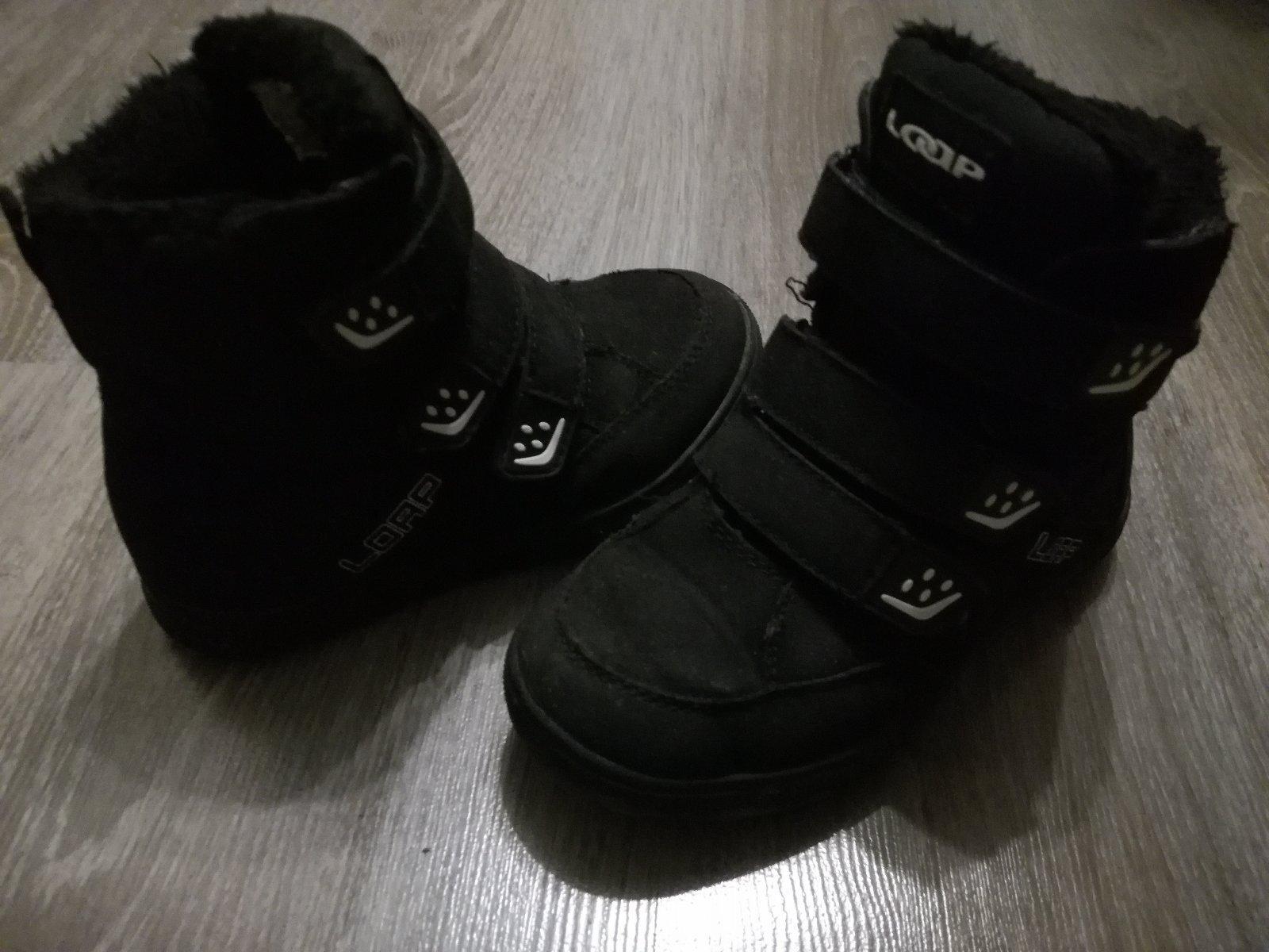 de2fab3f0 Zimné chlapčenské čižmy loap (eu 30), loap,30 - 17 € od predávajúcej  mishela25287 | Detský bazár | ModryKonik.sk
