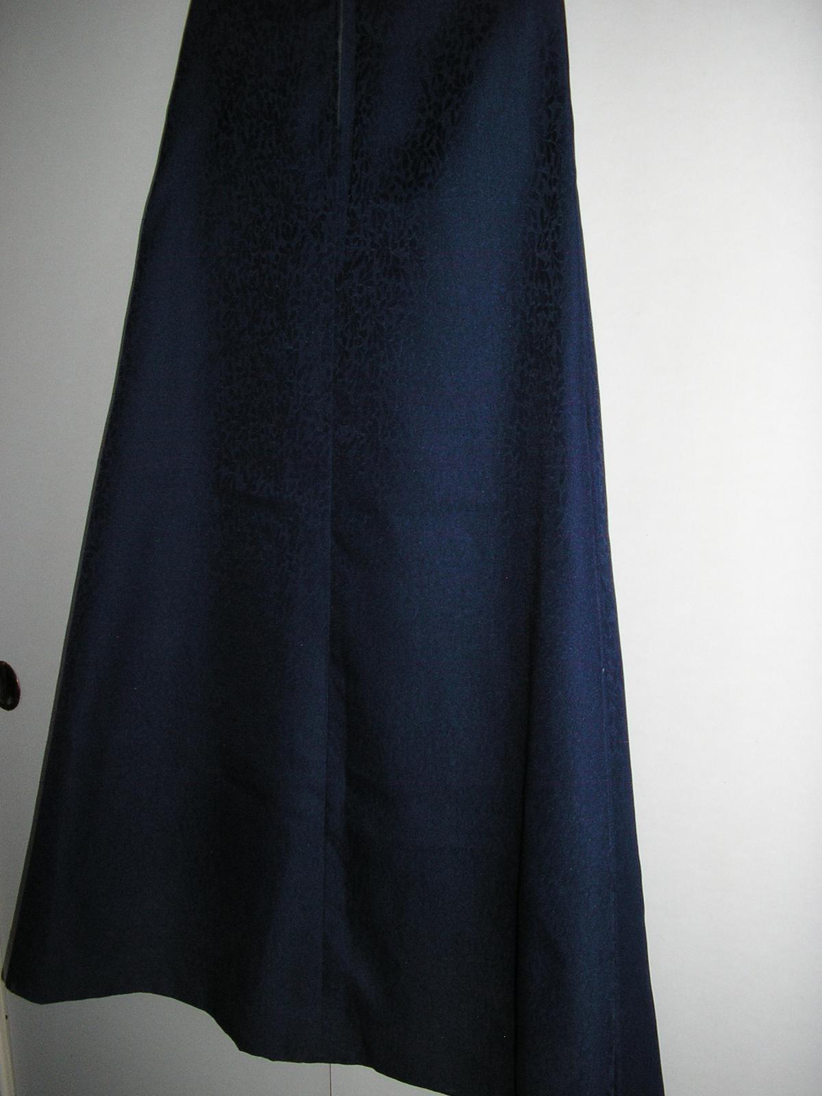 c1238b5b5097 Zobraz celé podmienky. 130. dlhá sukňa tm. modrá ...