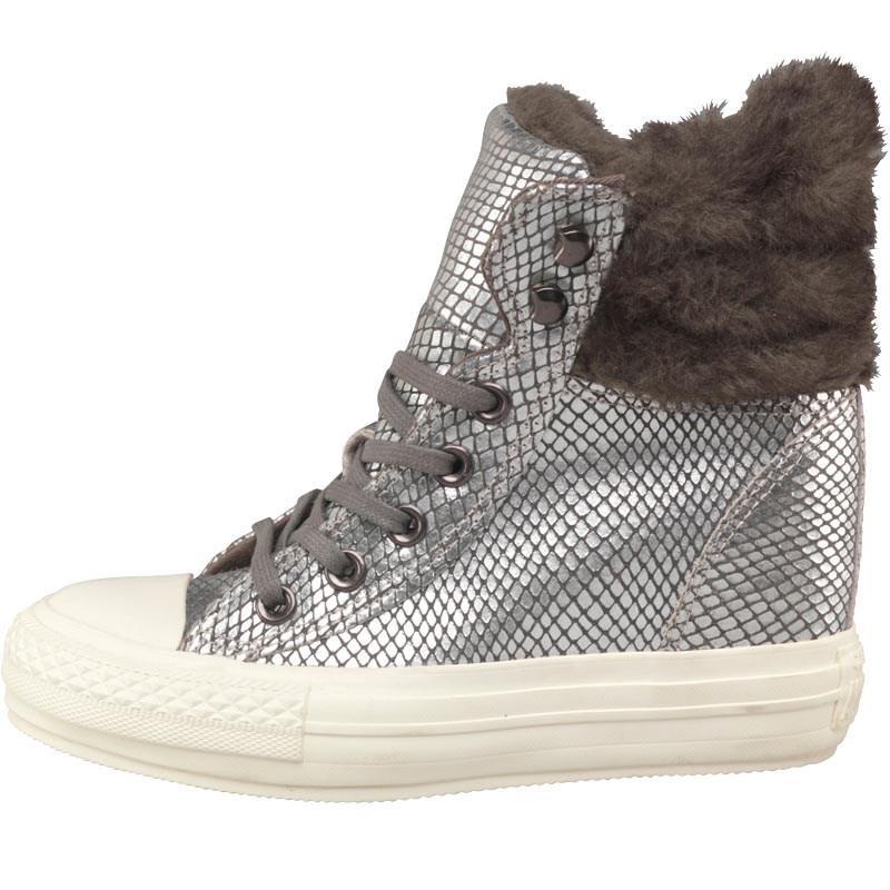 Converse - dámske tenisky na platforme 8f0a4cb0561