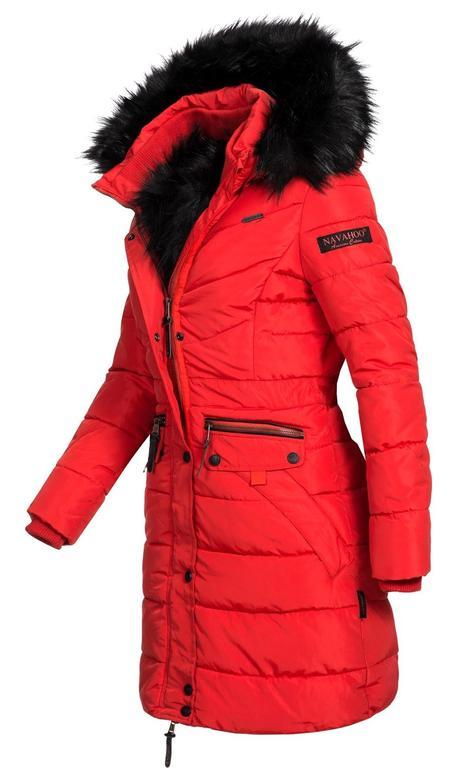 Ružový prešívaný kabát - paula 79b753db614