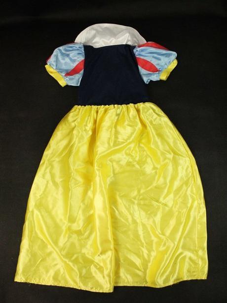 Karnevalové šaty snehulienka veľ. 7-8 rokov 5a36e212e78