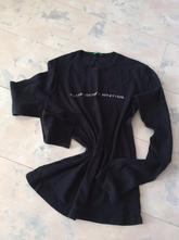 Tričko s dlhým rukávom benetton, benetton,164