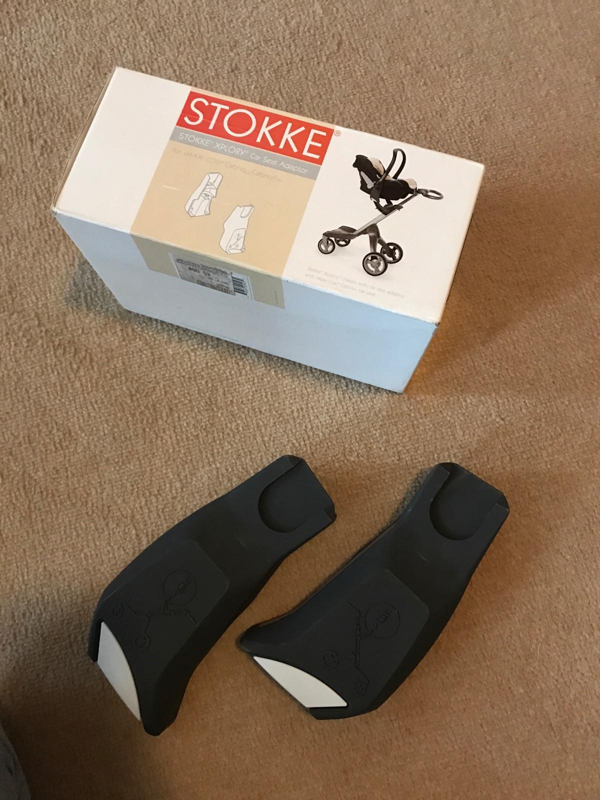 Verwonderend Stokke adapter, stokke - 30 € od predávajúcej andand777 | Detský UL-25