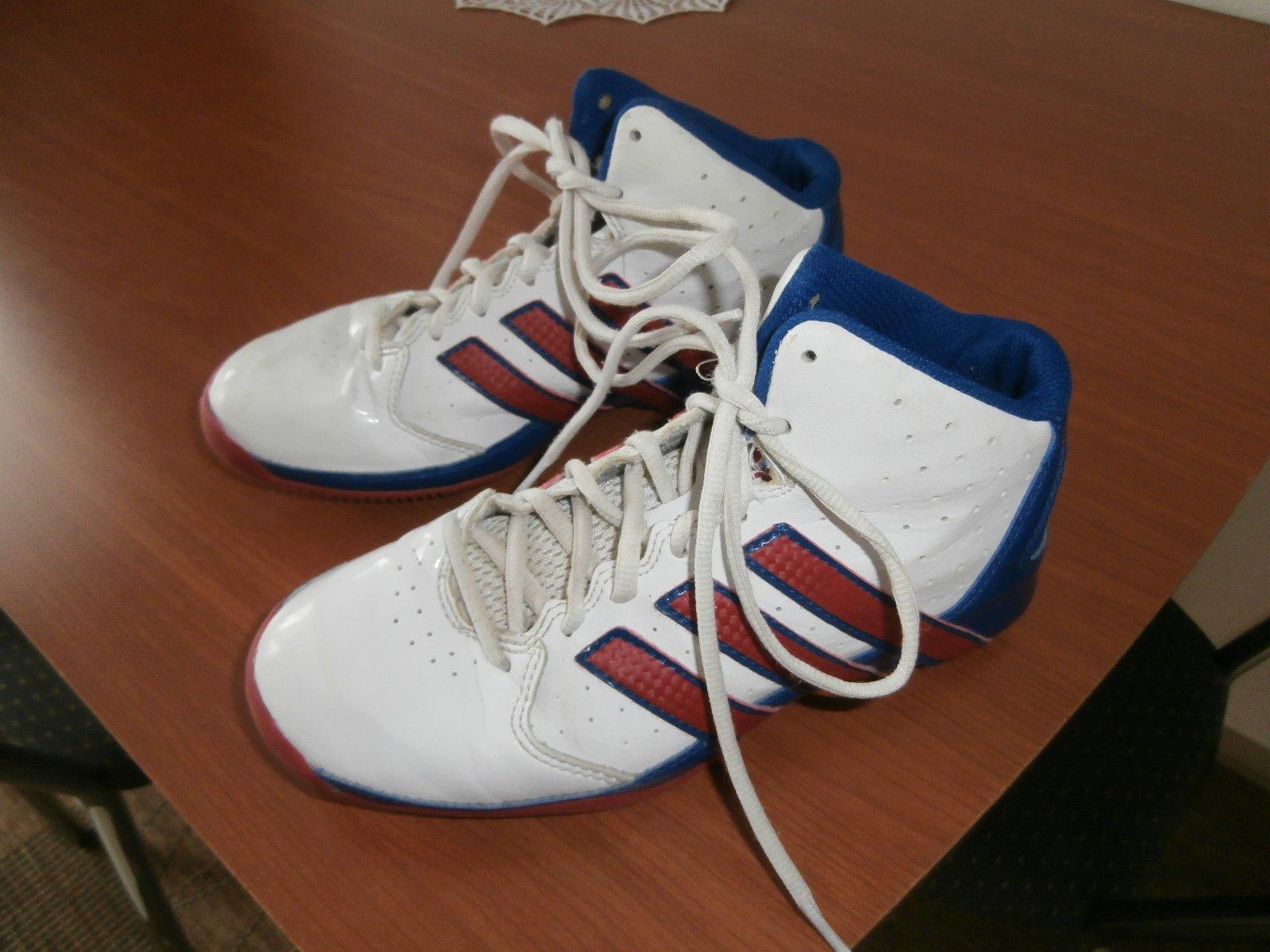Basketbalové botasky 151bed265e7
