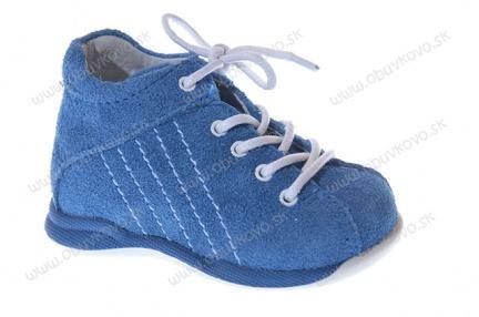 9d2d4c62b44f Protetika detská kožená obuv baby navy