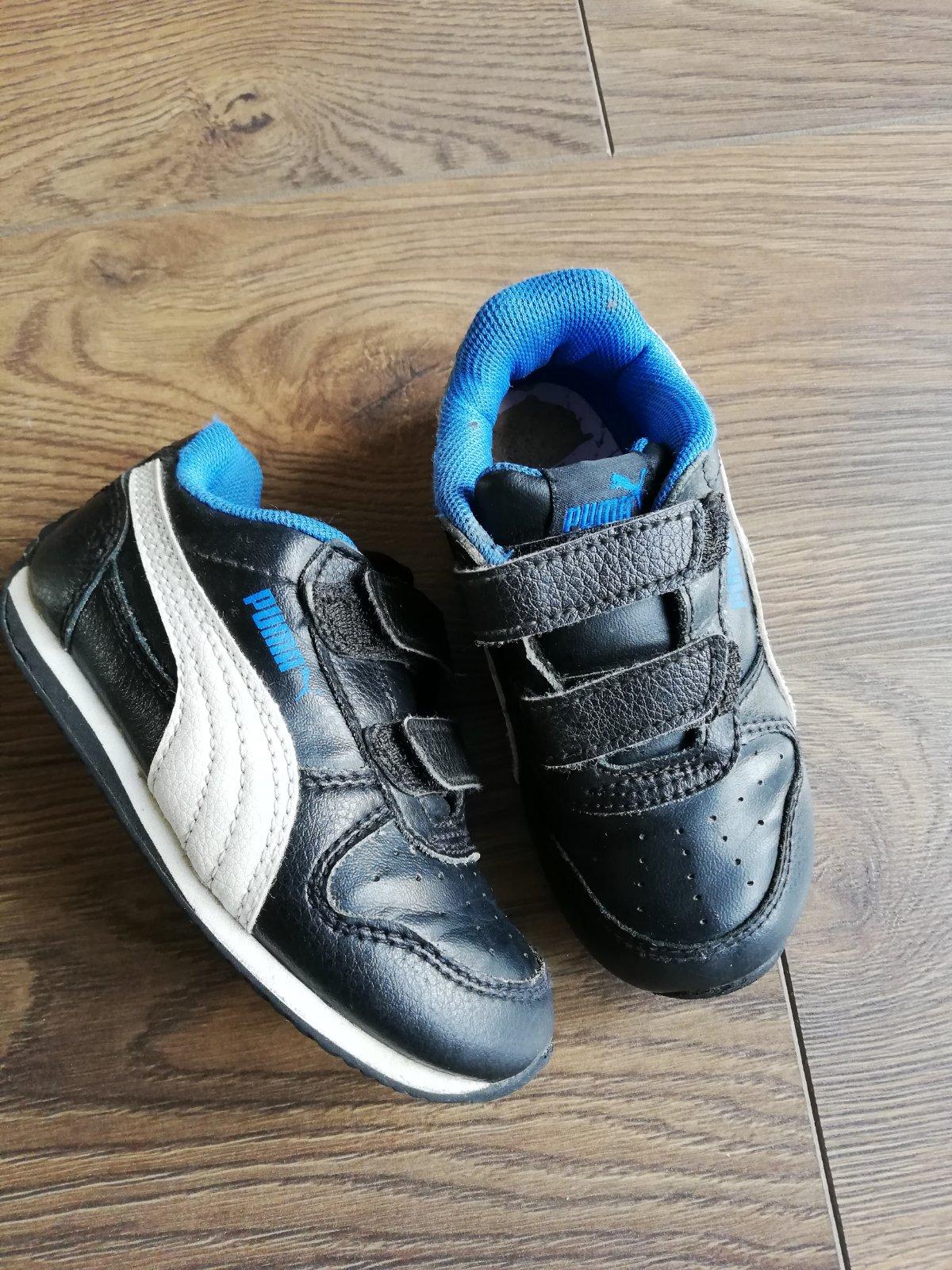 Čierne kožené botasky 0f65759e91c