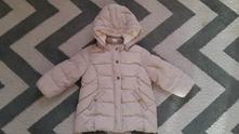 Zimná bunda, h&m,86