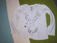 Jelenčekové tričko, young dimension,110