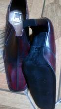 Topánky kožené 38-39, baťa,39