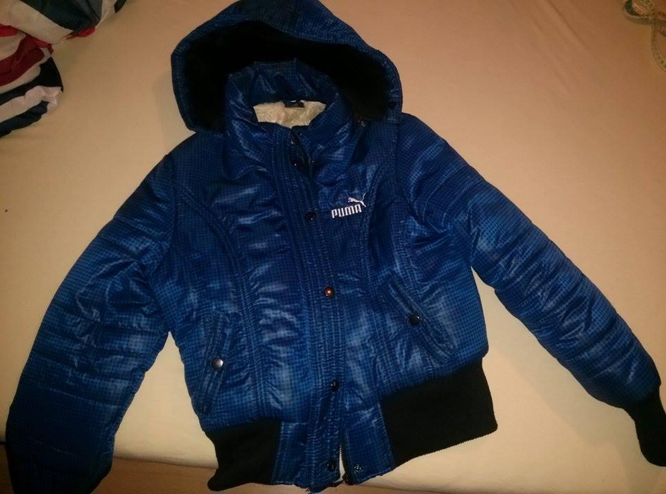 Zimná bunda značky puma 830c760eb91