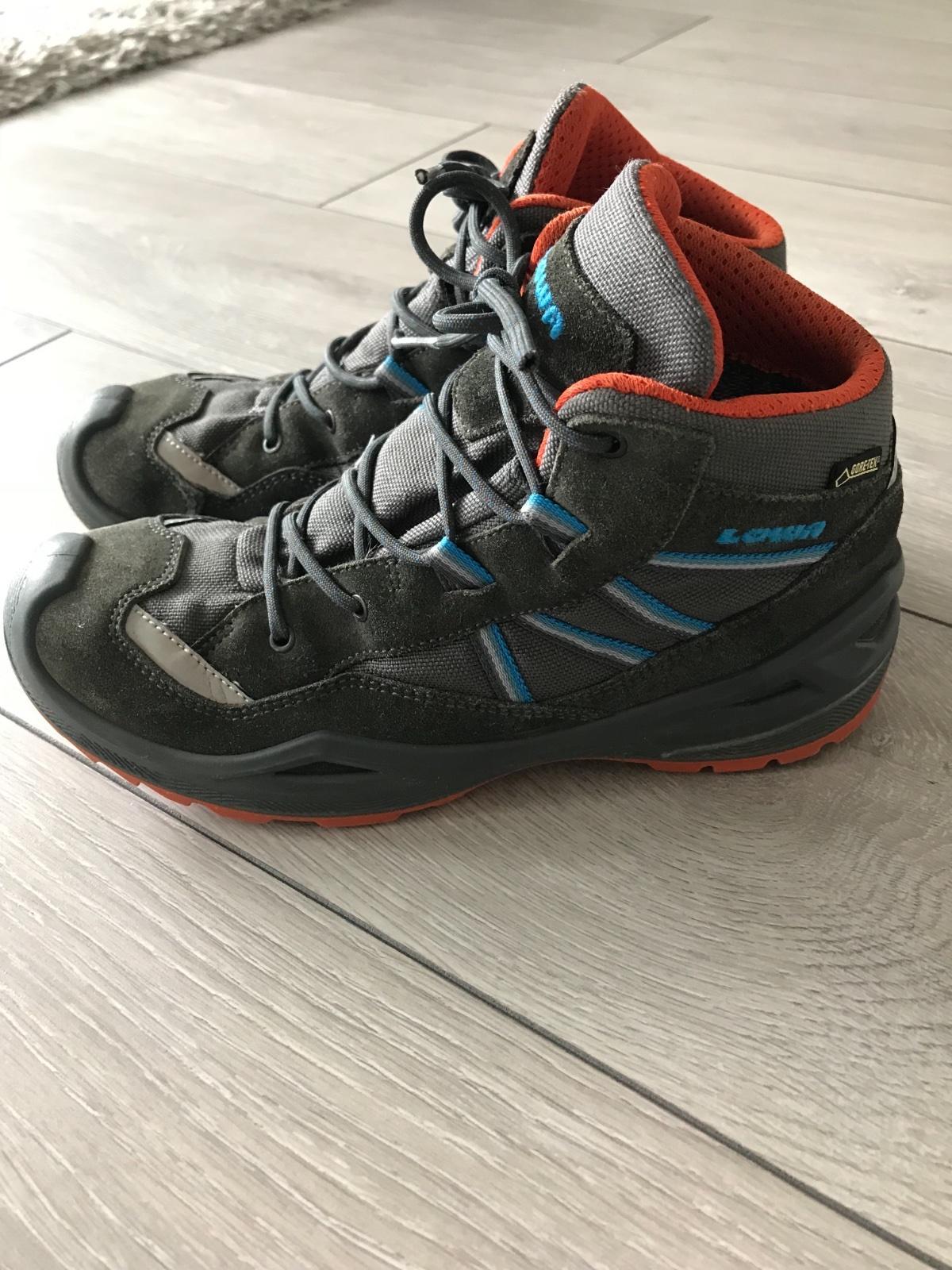 39178f456 Lowa topánky, 37 - 27 € od predávajúcej sysasebestian | Detský bazár |  ModryKonik.sk