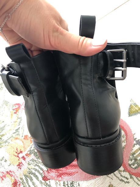 Kotnikove damske topanky zara f282f44e4fb