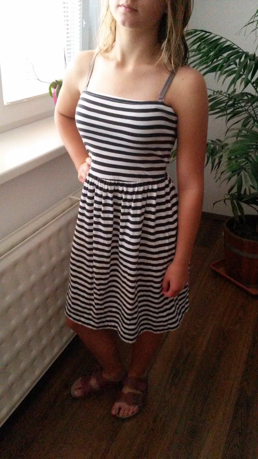 300b4fa8a8ec 8 inzerátov • 24 hodnotení. Námornícke šaty ...