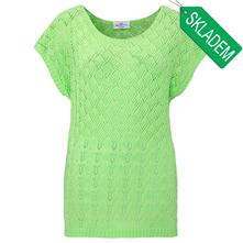 Dámský pletený svetřík, topolino,l / m / s