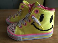 Veselé blikajuce topánočky skechers, skechers,22