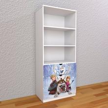Detská knižnica 180cm - frozen,