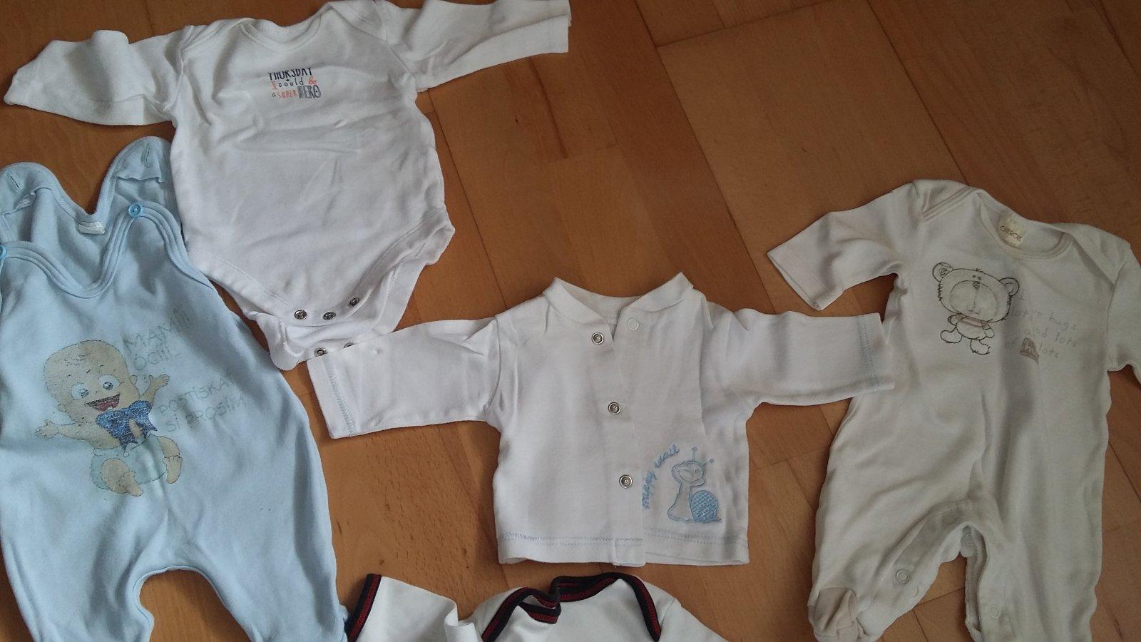 Chlapčenské veci pre novorodenca 90306a890ff