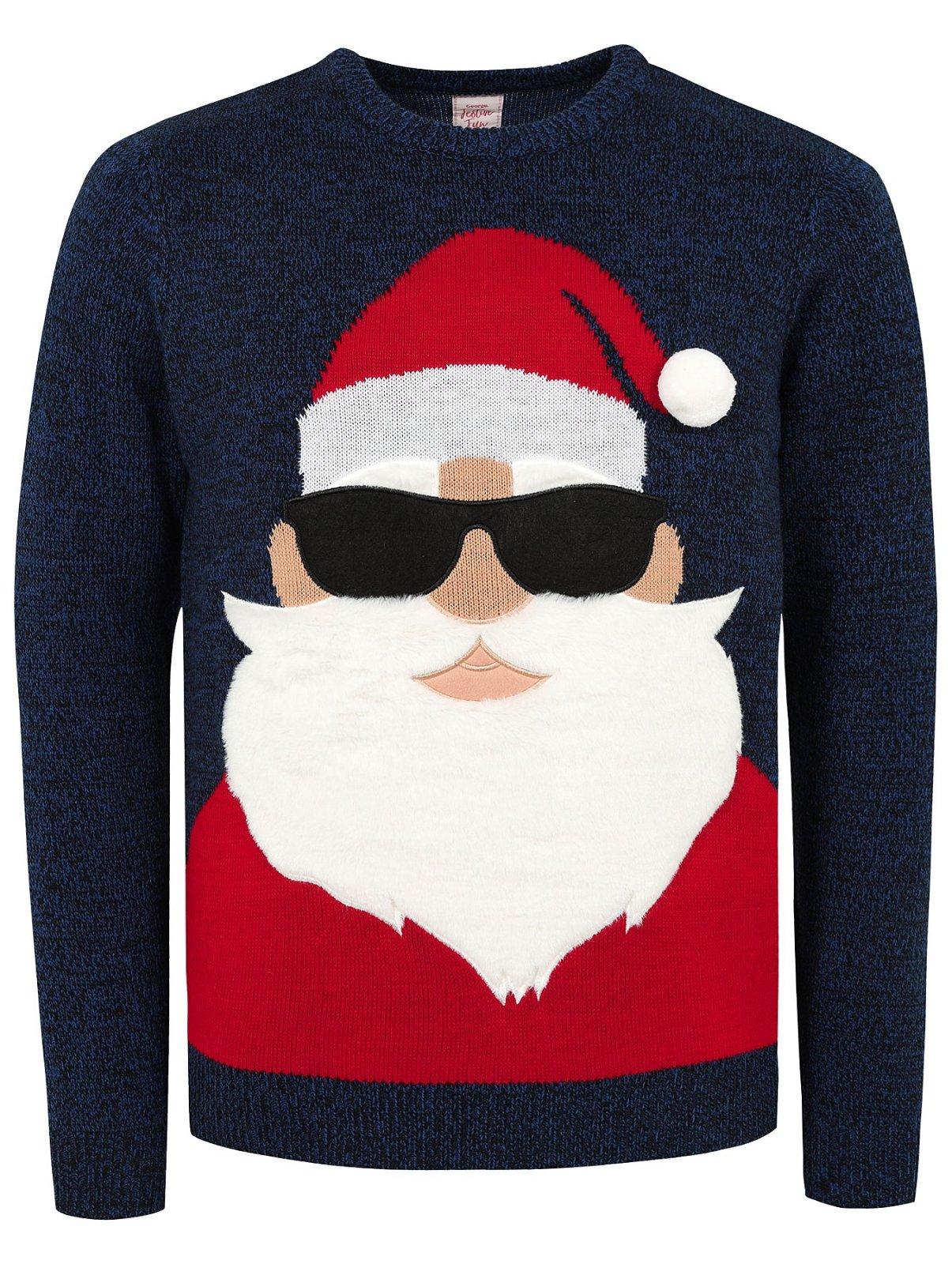 8580f6cb7e06 George pánsky vianočný sveter