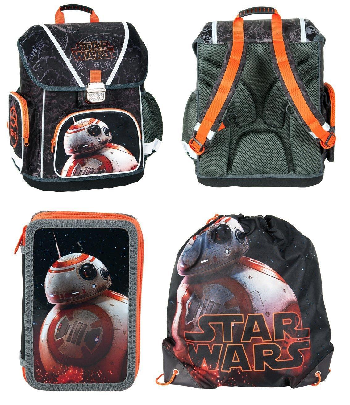 Školská taška aktovka 3v1 star wars stn-520 6c65a6c140