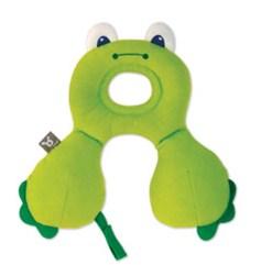 Nákrčník s opierkou hlavy 0-12 mes. - žaba  kura 671baed8e8