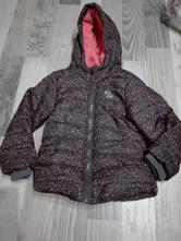 Zimná dievčenská bunda, lupilu,110