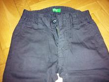 Chlapčenské nohavice beneton, benetton,80