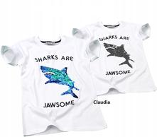 Leto/2019 tričko žralok, 98 - 140