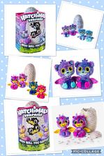Hatchimals Surprise interaktivne zvieratko - dvojcata 💖