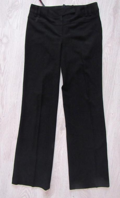 3f78ef4c4a30 Elegantné čierne nohavice