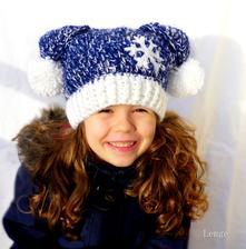 moja malá veľká snehová vločka♥♥