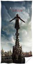 Osuška assassin creed 70/140 cm,