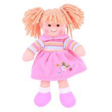 Textilná bábika jenny 25 cm 12m+,