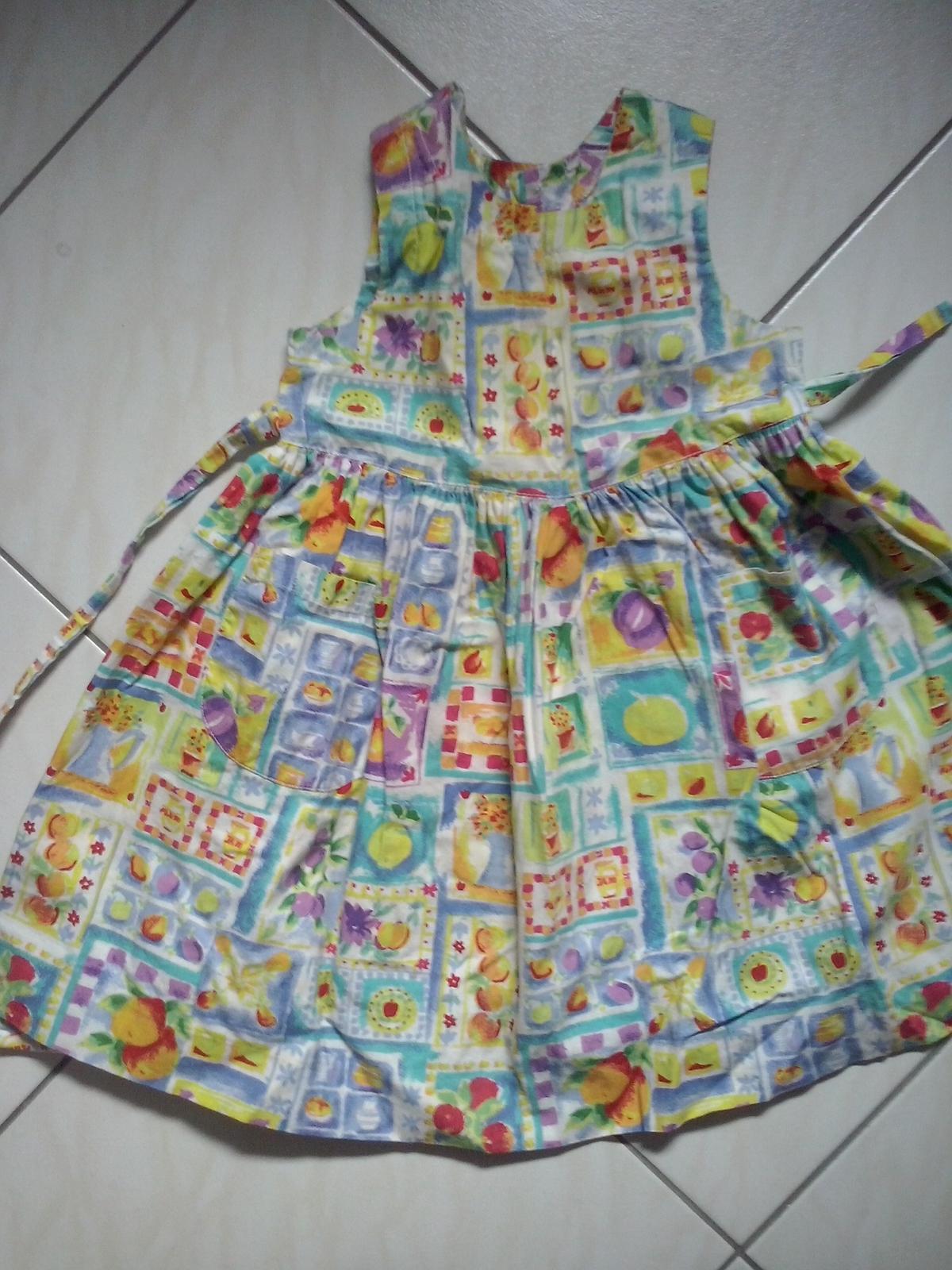 226f1fddafc6 Letné plátené šaty