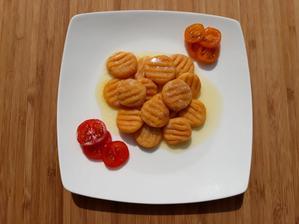 Tekvicovo-spaldove gnocchi