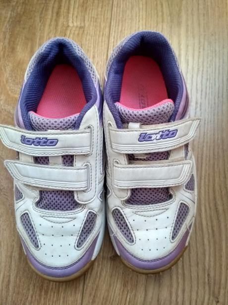Pnsk obuv Lotto, tenisky