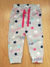 Flisové nohavice s hviezdičkami, pepco,80