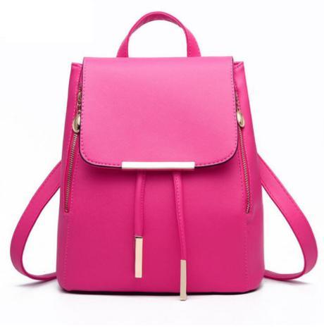 336ed32379582 Dámsky ruksak model č.9 ružový, - 22,50 € od predávajúcej obelixsk | Detský  bazár | ModryKonik.sk