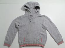 Chlapčenský hrubý sveter cherokee, cherokee,110