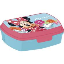 Plastový box na desiatu minnie mouse,