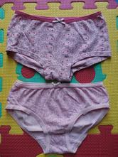 2x bavlnené nohavičky č.104/110 - min. nosené, f&f,104