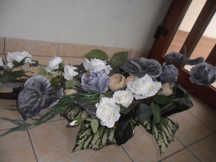 0a9503e13 Fotky vašej práce - ikebana na hrob - Album používateľky domov291 ...
