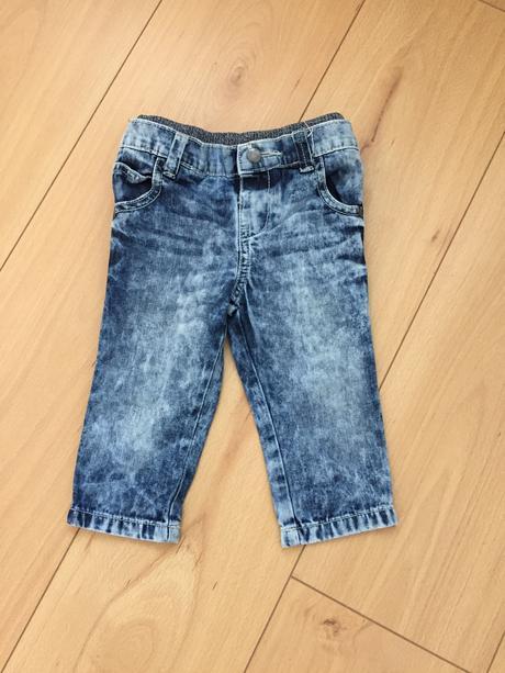 Rifľove nohavice, f&f,74