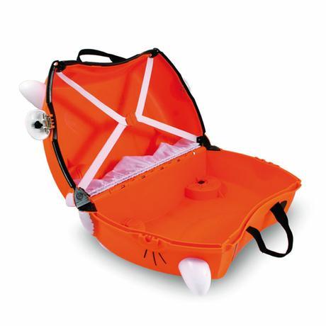227151abd621c Trunki - cestovný kufrík tiger, - 51,99 € od predávajúcej ...