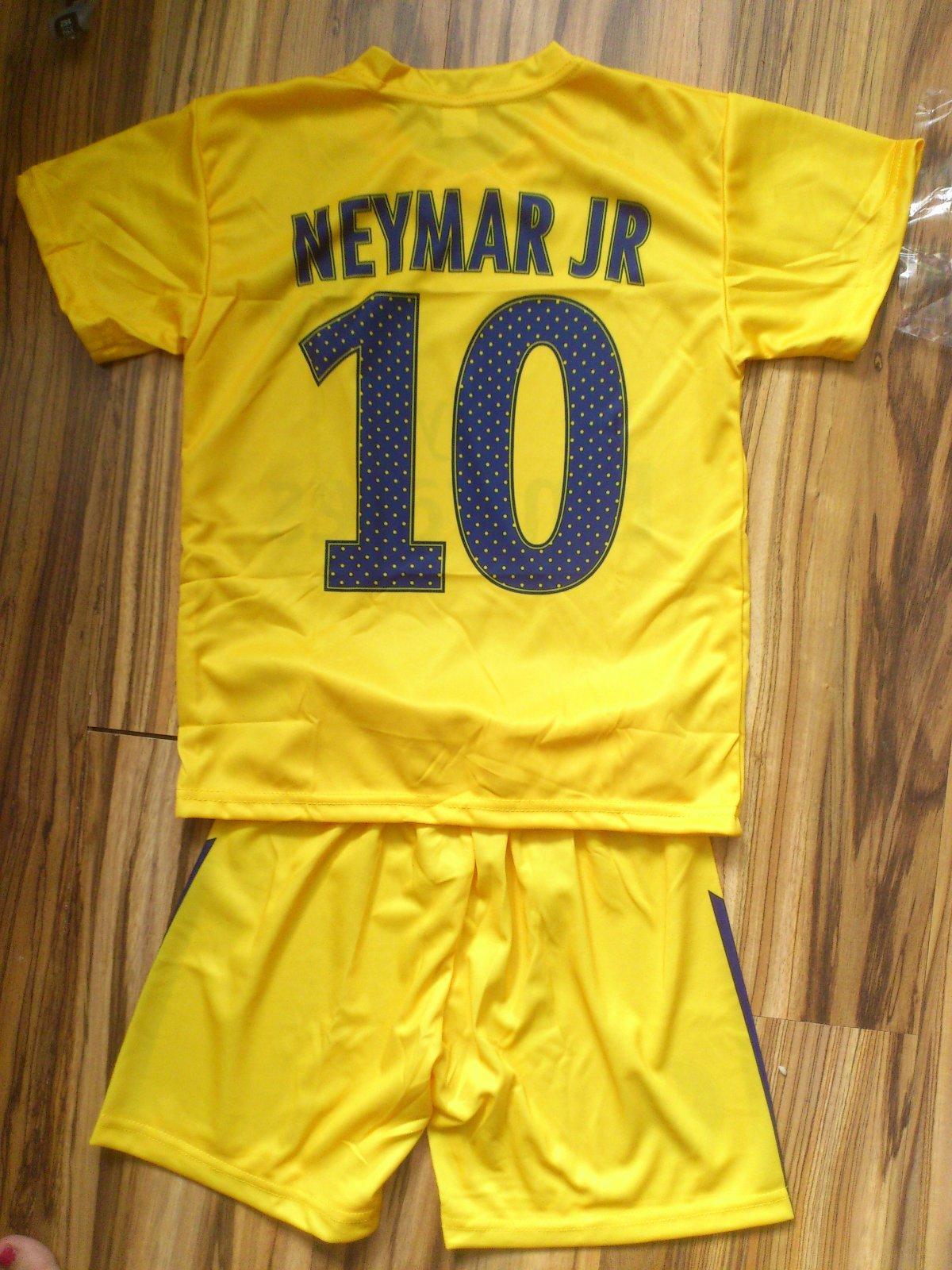 3ef4944ae Futbalový dres neymar 158, 158 - 11 € od predávajúcej mamka5 | Detský bazár  | ModryKonik.sk