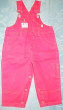 Nohavice na traky, prénatal,74