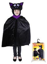 Karnevalový plásť netopier,