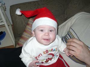 moje prvé Vianoce 2009