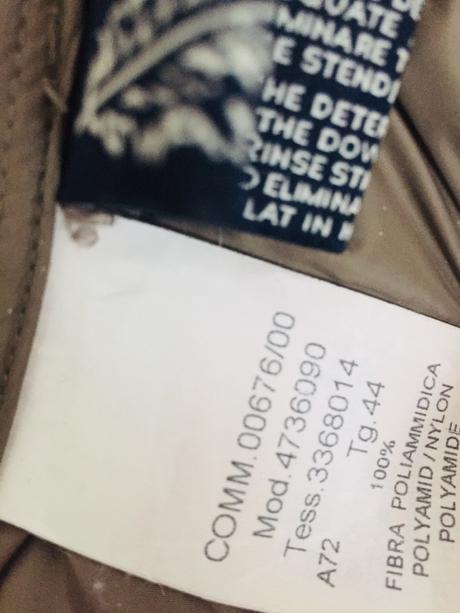 681dfa81d0 Luxusný kabát   dlhá páperová bunda