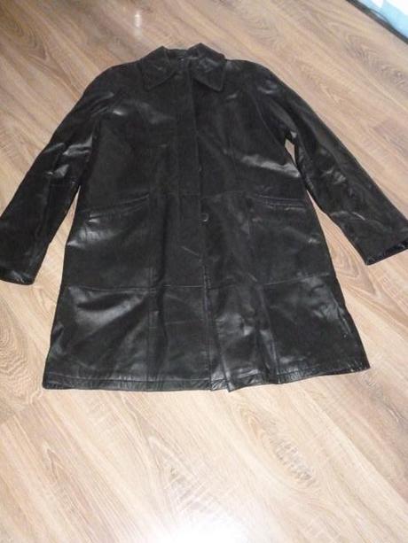 3ea8fddef99d Dámska kožená prechodná bunda-kabátik